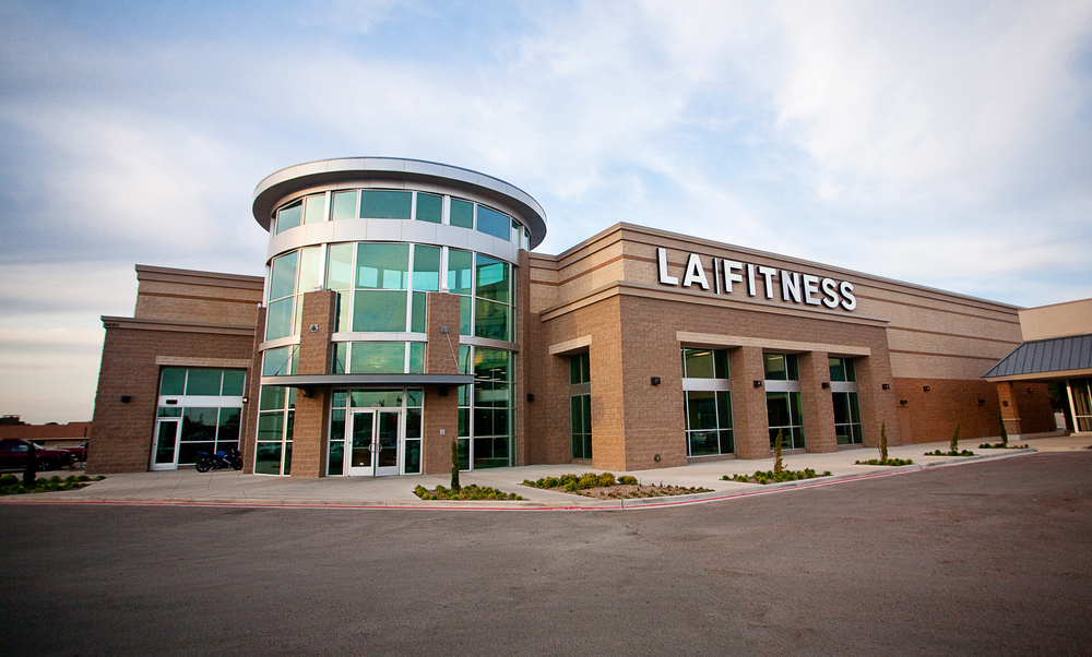 LA Fitness, Richardson, TX