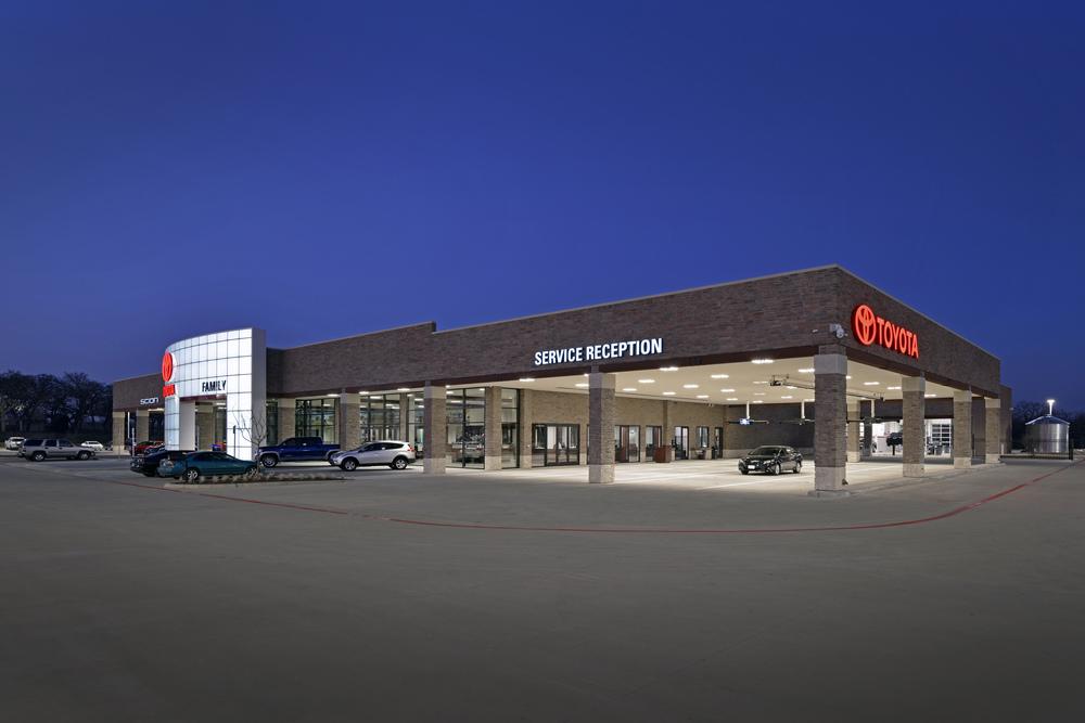 Toyota of Burleson, Burleson, TX