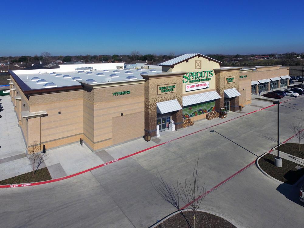 Sprouts Farmers Market, Rowlett, TX