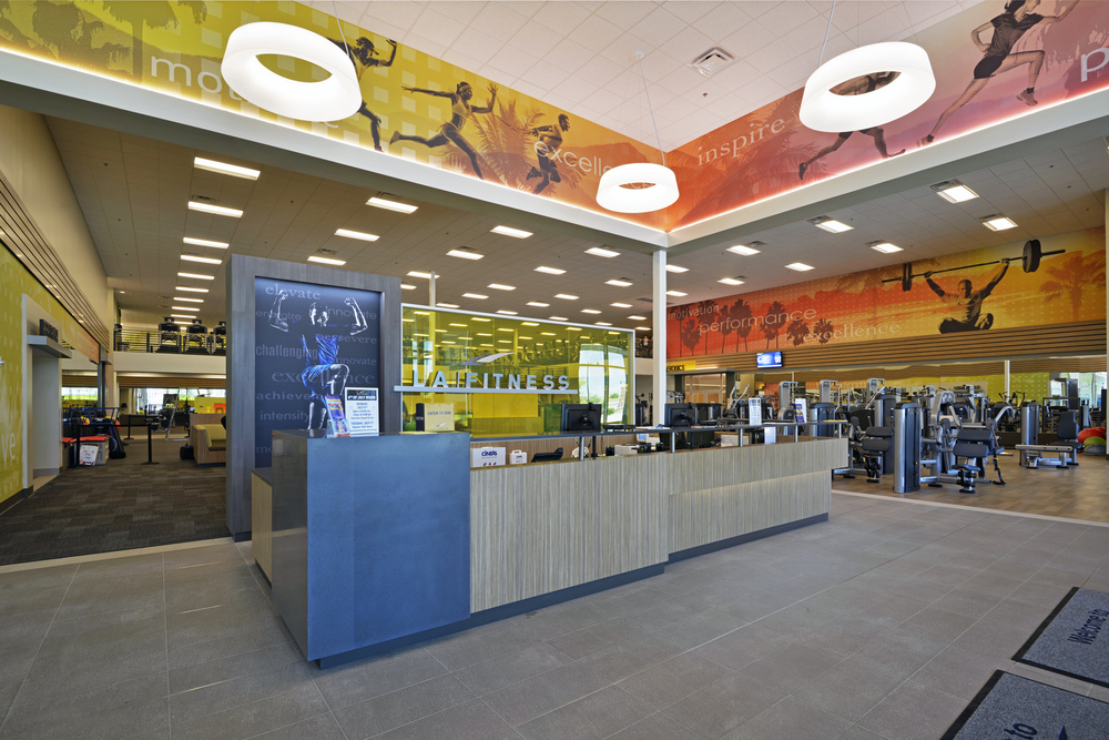 LA Fitness, Frisco, TX