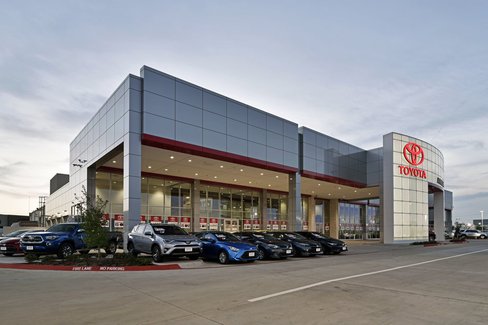 Atkinson Toyota, Dallas, TX