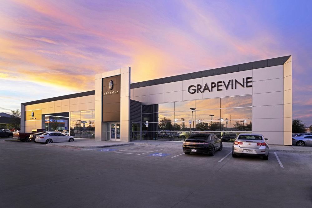 Grapevine Lincoln, Grapevine, TX