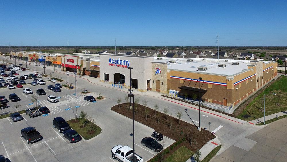 Waxahachie Marketplace, Waxahachie, TX