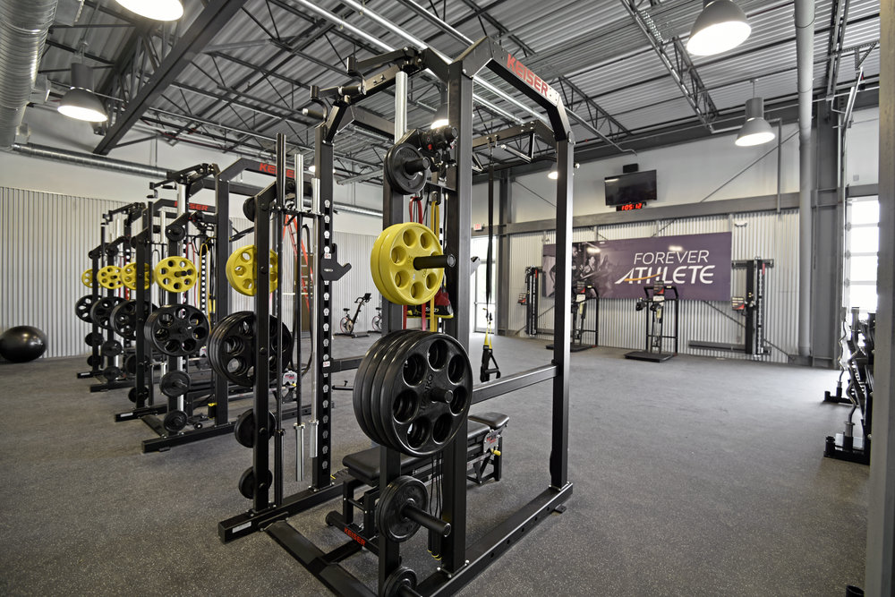 Athlete Training and Health Center, Arlington, TX