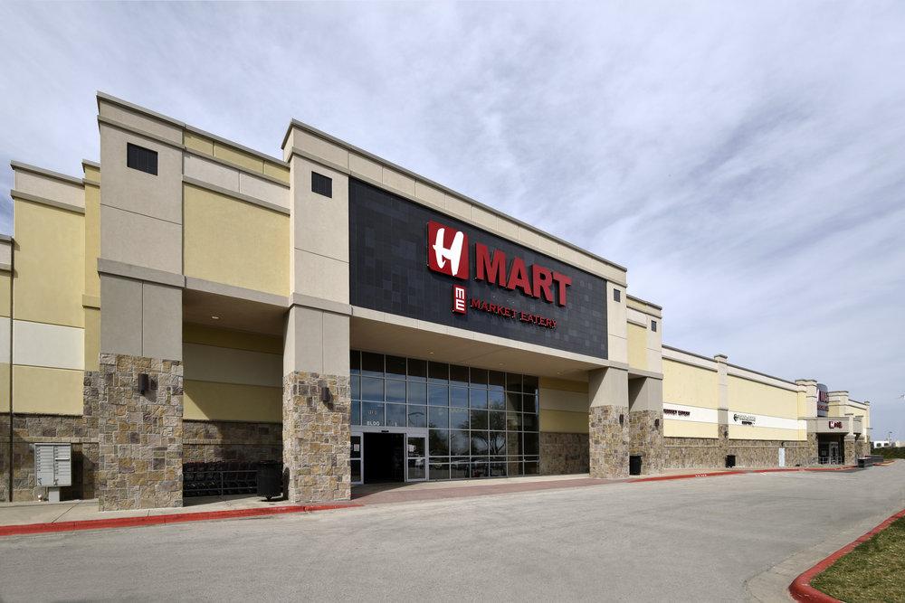 H MART, Austin, TX