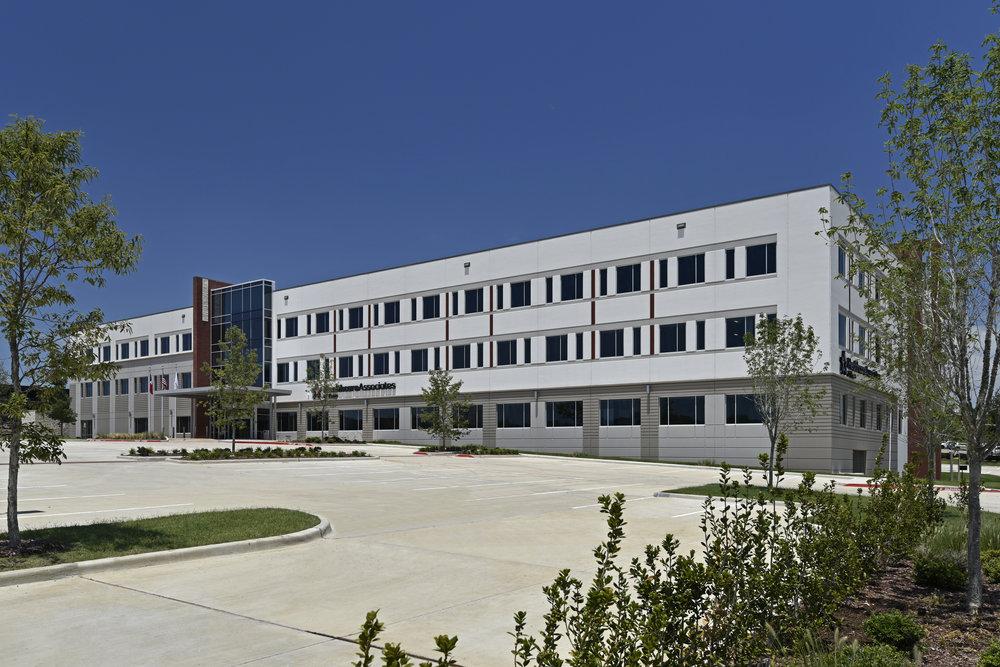 Healthcare Ridgemont Commercial Construction