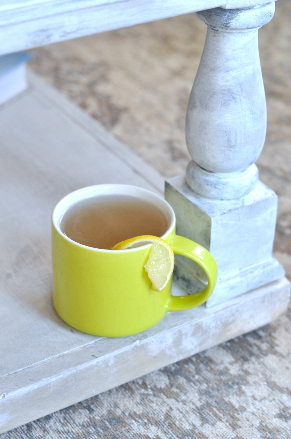 Erin Stanczyk | Lifestyle Design | eat.move.rest. | INVIGORATING + DETOXIFYING LEMON-GINGER TONIC