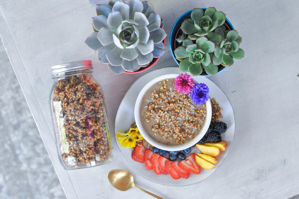 Erin Stanczyk | Lifestyle Design | eat.move.rest. | VEGAN GRAWNOLA: EASY RAW (OR BAKED) GRANOLA