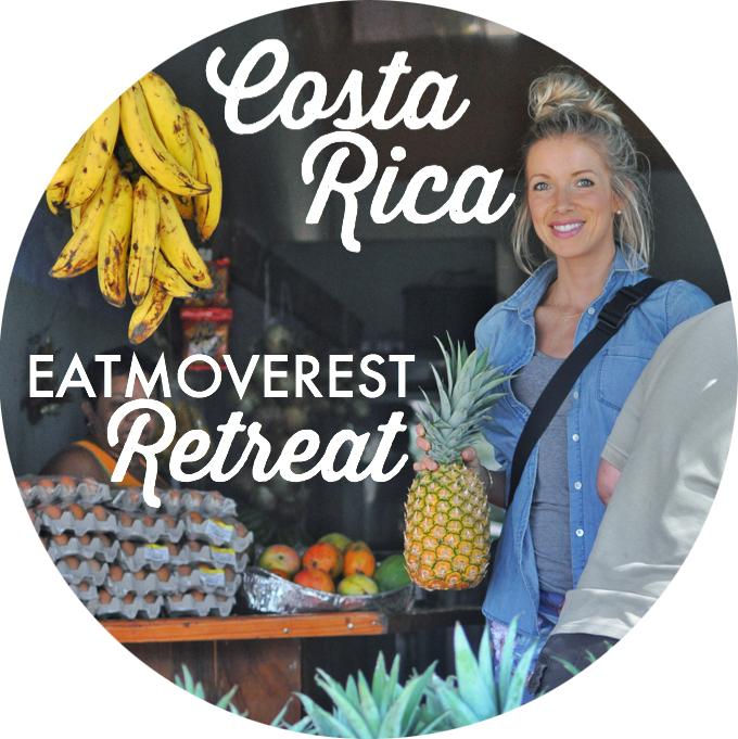EatMoveRest Costa Rica Retreat