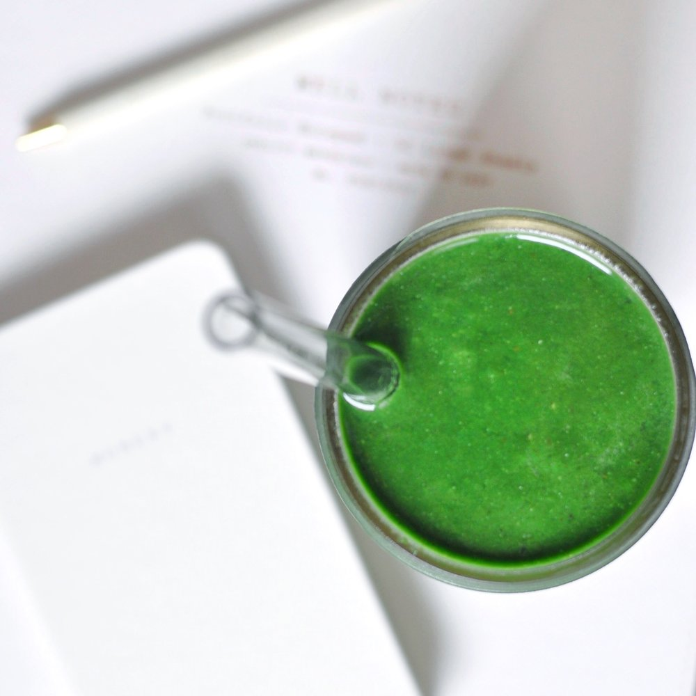 Erin Stanczyk | Lifestyle Design | EatMoveRest | My Go-To Lean Green Protein Smoothie