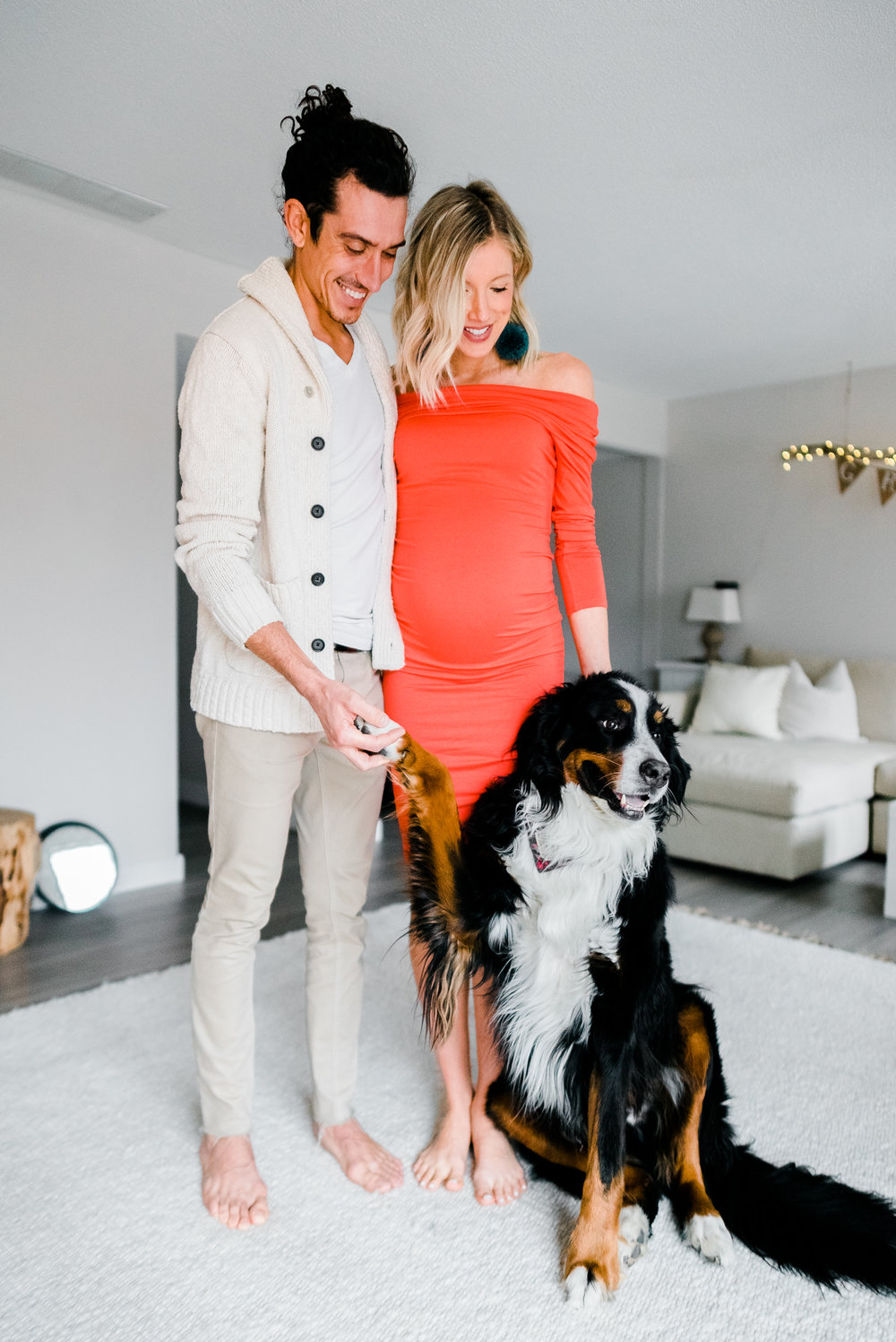 EatMoveRest.com | Dusty & Erin Stanczyk, Beau & Baby December 2018