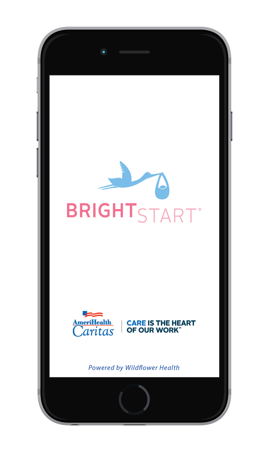 Have a healthy, happy baby. If you're an AmeriHealth Caritas member and a soon-to-be mom, download Bright Start Pregnancy Tracker today.
