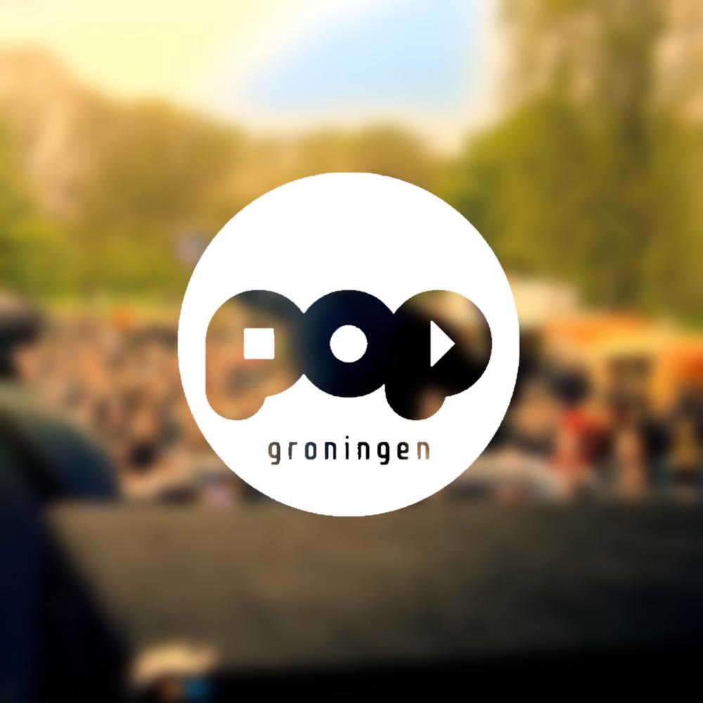 POP GRONINGEN: FESTIVALDOKUMENTATION. Eine Populärpatrone - gezündet für  Pop Groningen
