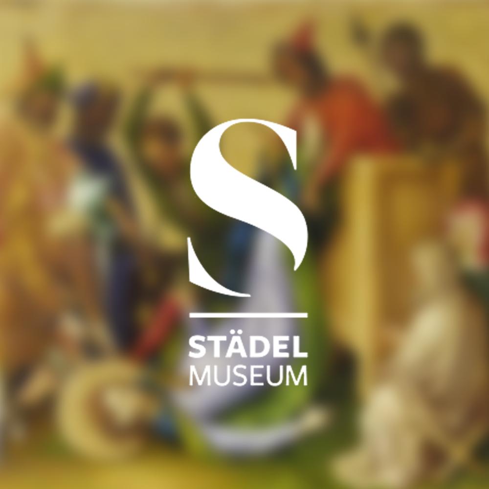 KUNST | STÜCK: DIGITALE SAMMLUNG. Eine Farbpatrone - gezündet für  Städel Museum