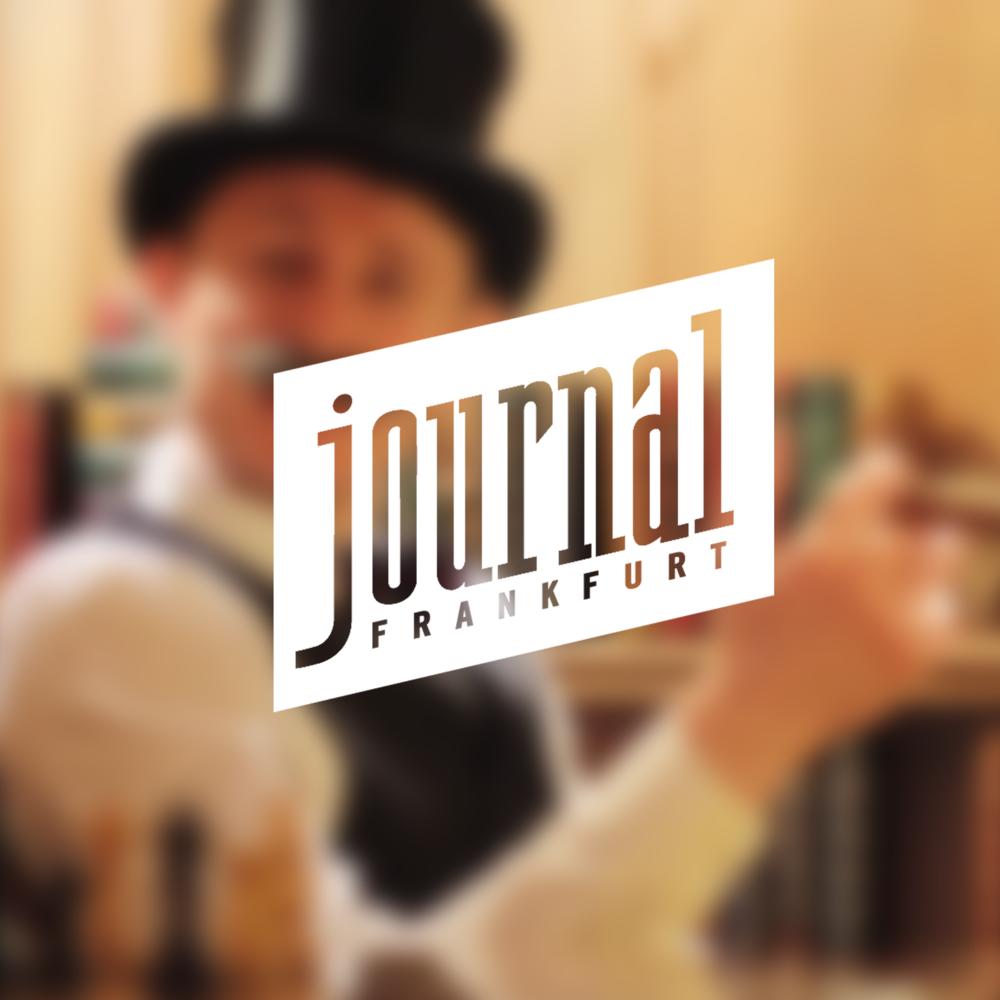 VIDEOJOURNAL: VIDEOBLOG. Eine Mainpatrone - gezündet für  Journal Frankfurt