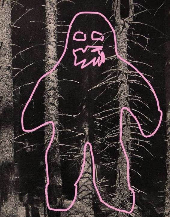 Oh Shit, 2017, digital drawing