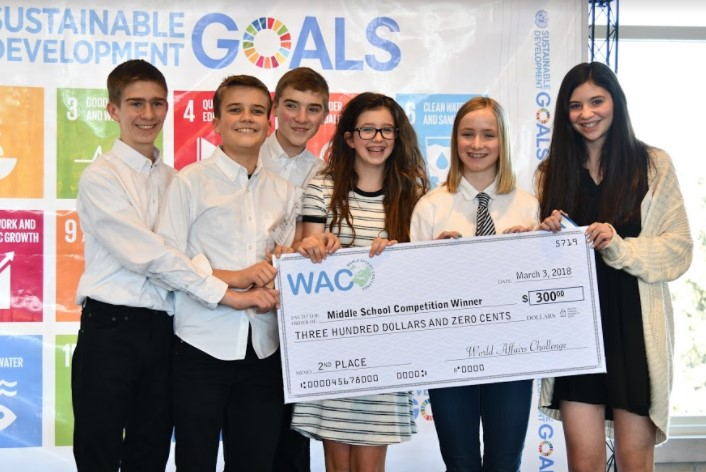 2nd place winner - LOUISVILLE - CHIPS & gWAC  Solving Gender Inequality: A proposal to reduce the gender gap in schools.