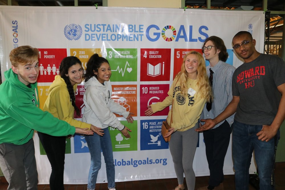 Teams focused their projects on the UN SDG (Sustainable Development Goals) related with equality issues.