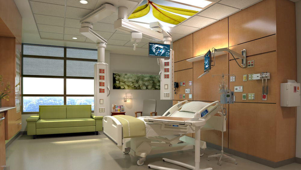Stamford Hospital Genesis Planning