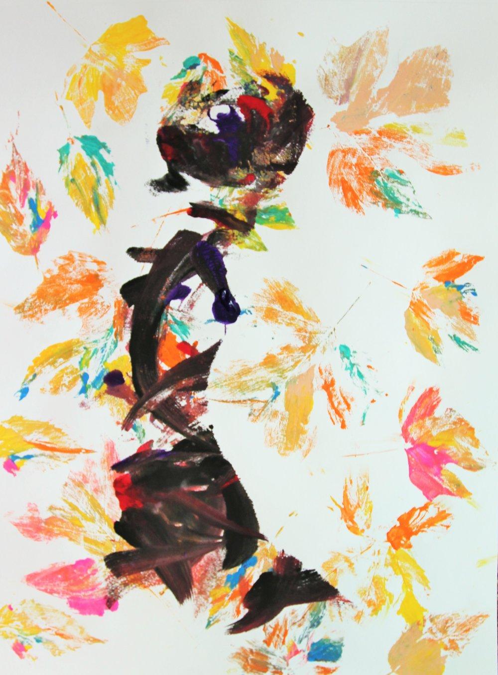 Mother Art: Tribute to Sally Sze , Sally Deskins