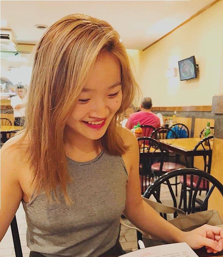 JULIE CHEN (she|her) - Issue #5—Family friend; Seeking; Stroke Order