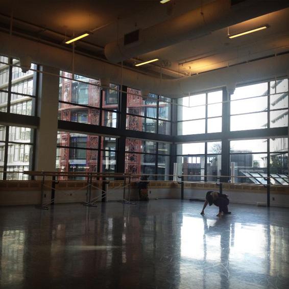 SFU Studio Image