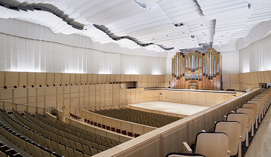 Libby Gardner Concert Hall, University of Utah