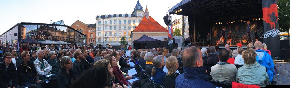 NOW-ID and Figura at the Copenhagen Opera Festival