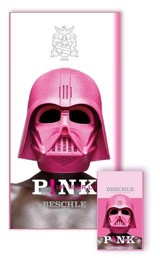 P!NK UP YOUR LIFE limited edition chocolate