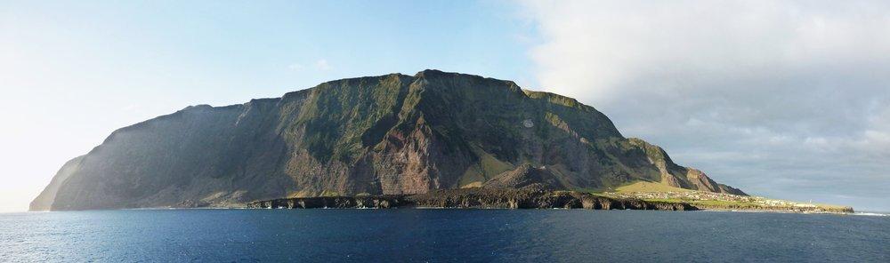 Tristan da Cunha. Photo: Nico de Bruyn