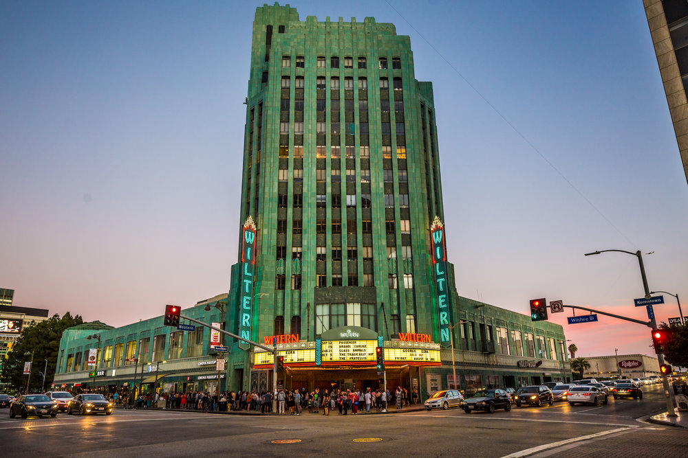 Located at 3790 Wilshire Blvd, Los Angeles, CA 90010 (photo provided by The Wiltern)