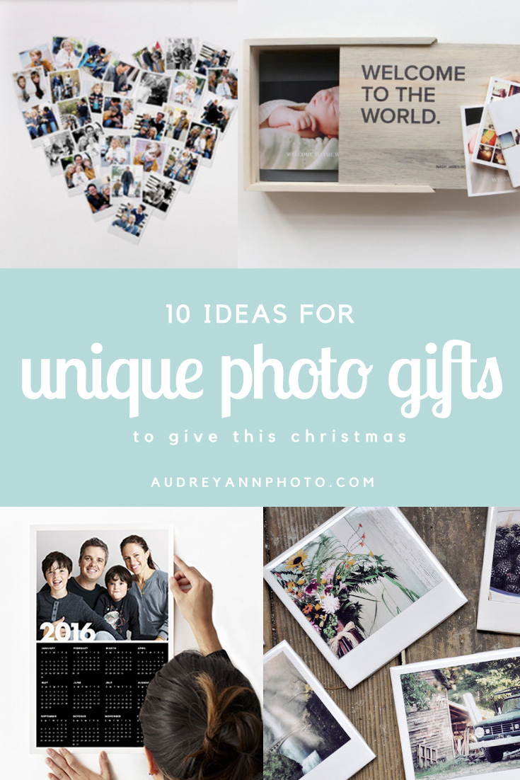 10 unique photo gift ideas live snap love here are 10 photo gift ideas including a few that i am in processing of making for this year and some that i have made previously i like to mix it up negle Image collections