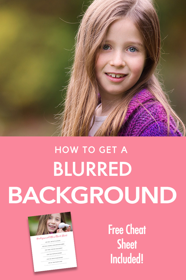 Photography Tutorial for Beginners | How to get a blurred background in photographs