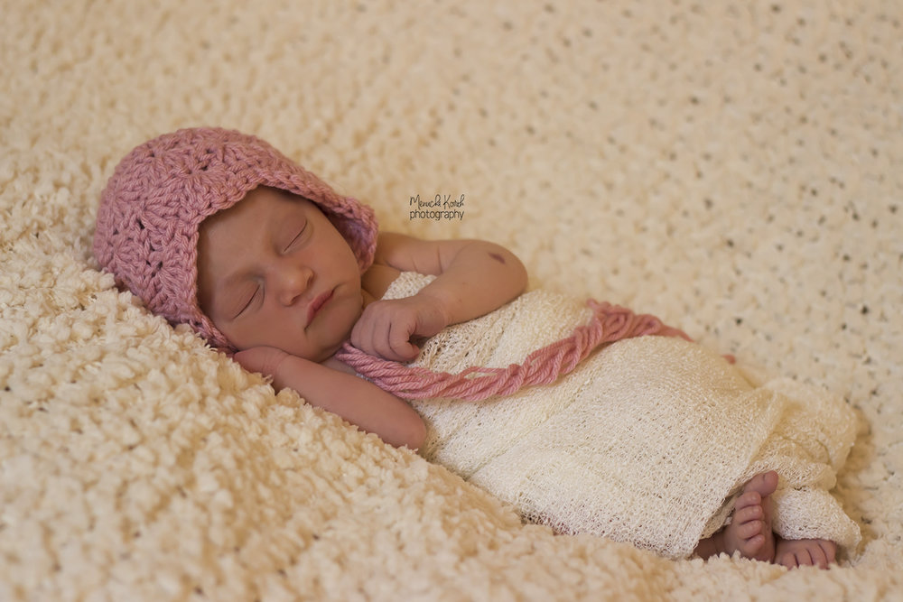 Image from first newborn session!
