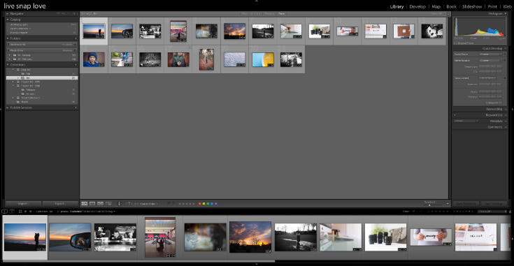 8 Reasons to Love Lightroom