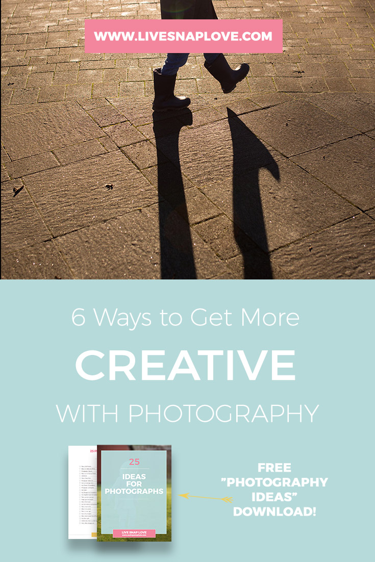 6 Ways To Create A Bohemian California Look No Matter What: 6 Ways To Become More Creative With Your Photography