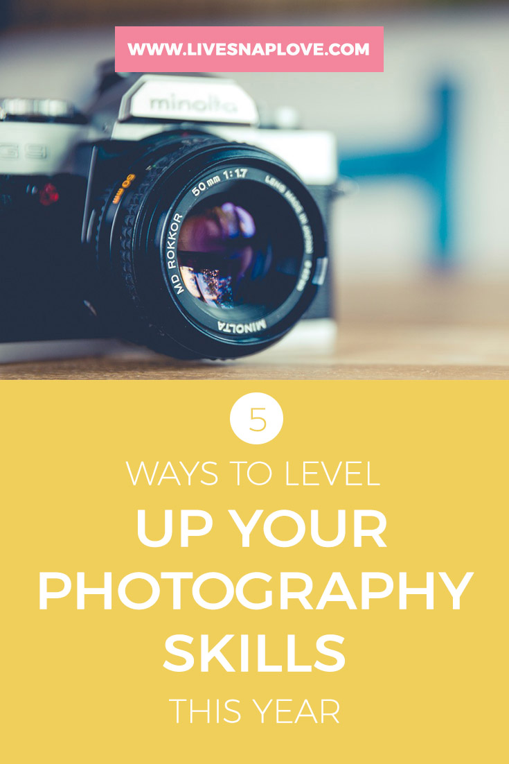 Beginner Photography Tips | How to get better at photography!
