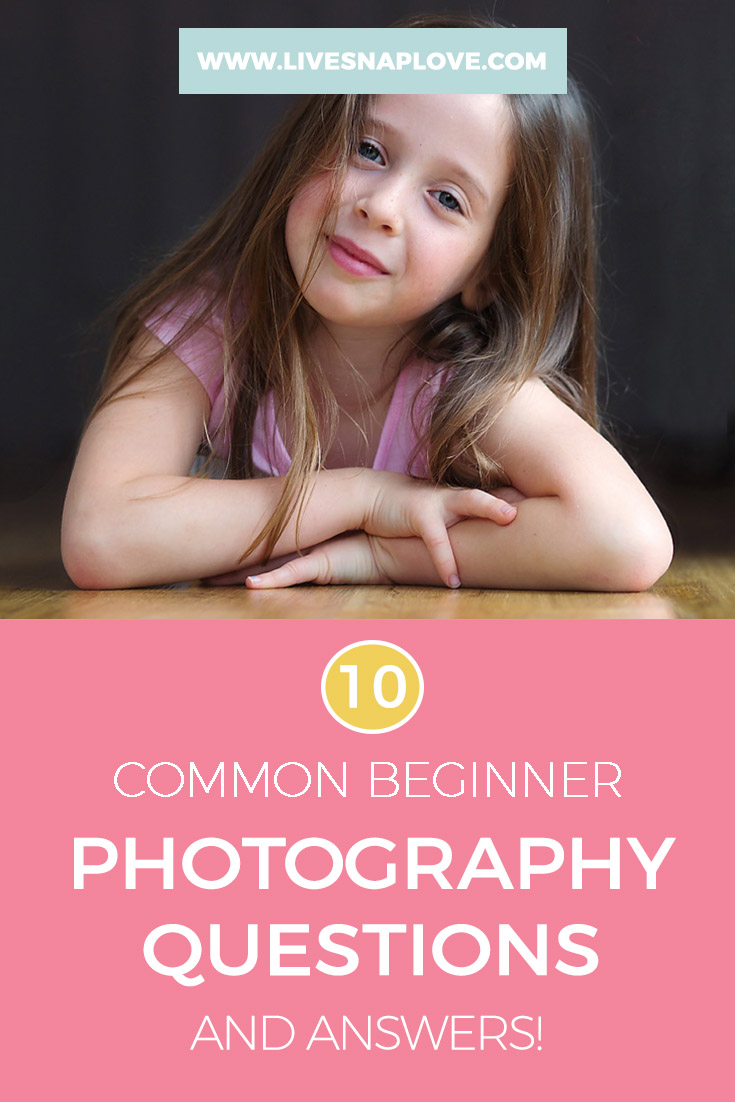 Photography Tips for Beginners | 10 common beginner photography questions - and answers!