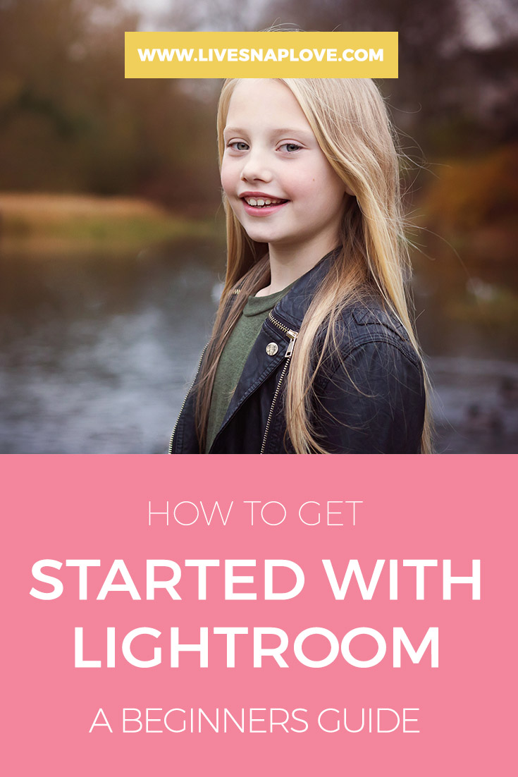 Lightroom Tutorial For Beginners | Learn how to use Lightroom, step by step.