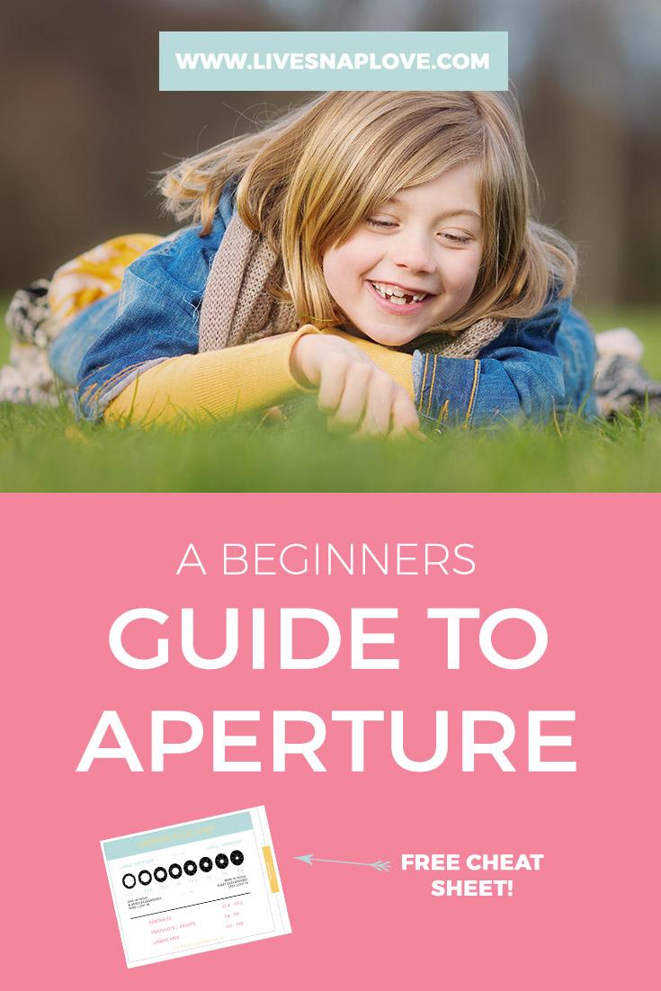 beginner photography tips understanding aperture live snap love. Black Bedroom Furniture Sets. Home Design Ideas