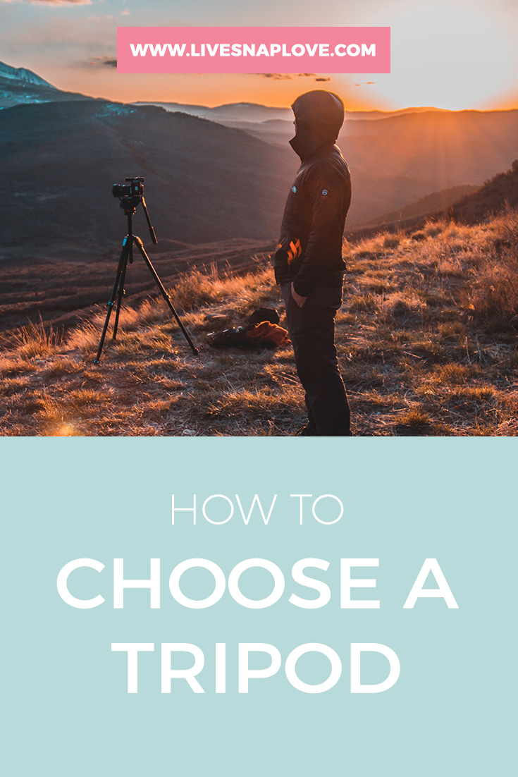 How to choose a tripod | Camera gear | Photography Tips