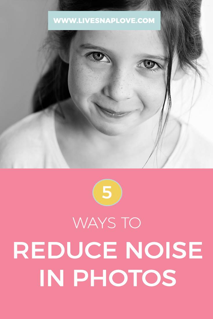 Photography Tips | 5 Ways to Reduce Noise in Photos