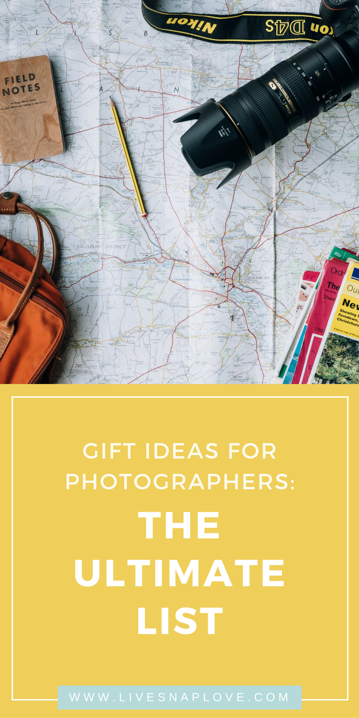 PINTEREST GRAPHICS (2).pngGift Ideas For Photographers | Check out loads of ideas for gift ideas for photographers in this ultimate guide