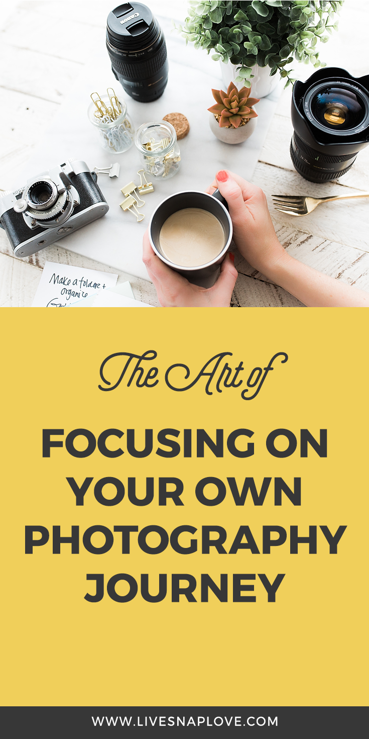 The art of focusing on your own photography journey #photography #phototips #beginner