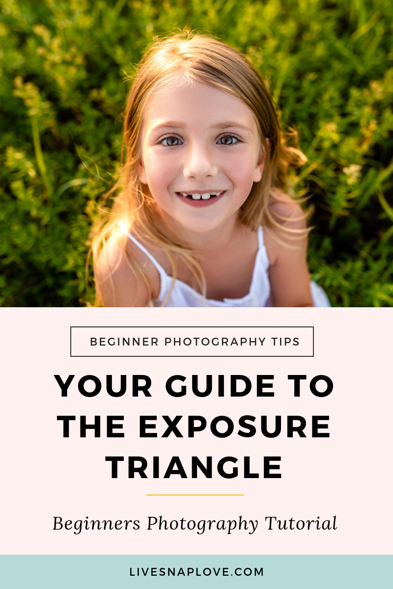 Beginner Photography Tutorial | The Exposure Triangle | Photography Tips for Beginners