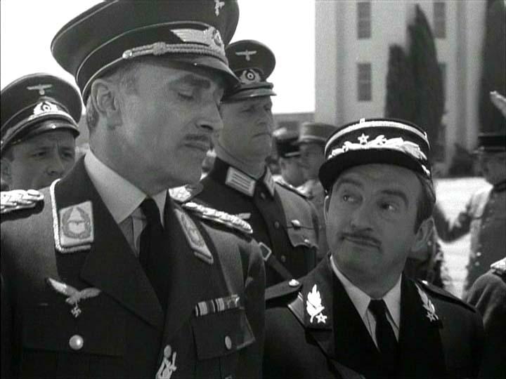 <Major Strasser is a Major Nazi>