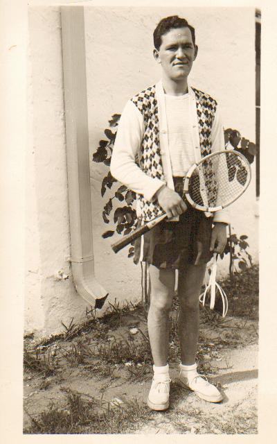 My grandpa, Edward
