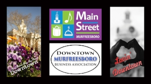 Proud Member of the Downtown Murfreesboro Business Association
