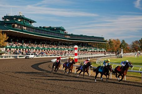 Keeneland, of course. If you are a true Kentuckian you live for opening weekend! There's nothing quite like bright ensembles, bourbon, and betting.