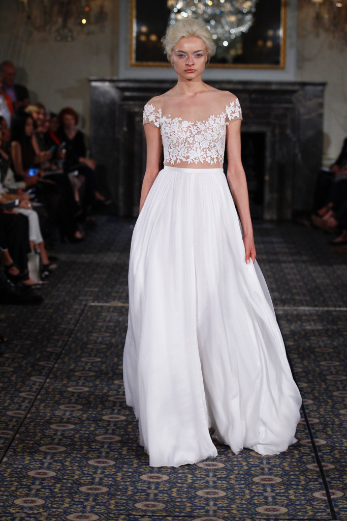 Mira Zwillinger Spring 2016 Stardust Bridal Collection
